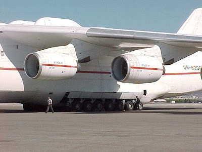 largest plane ever made