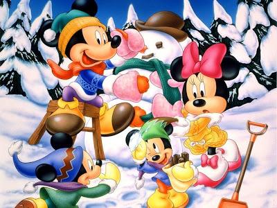 Walt Disney Character Pictures