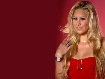 Anna Kournikova Hot Wallpapers
