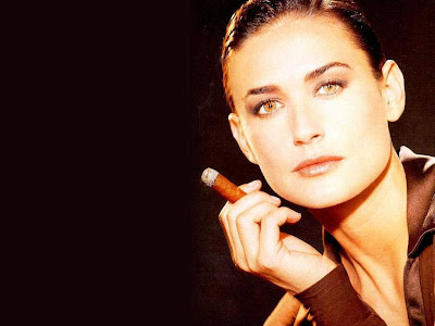 Demi Moore Desktop Wallpaper