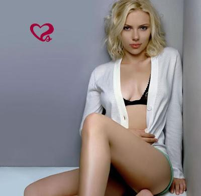 Sexy Scarlett Johansson Wallpaper Pictures