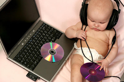 Stylish DJ Baby Photos