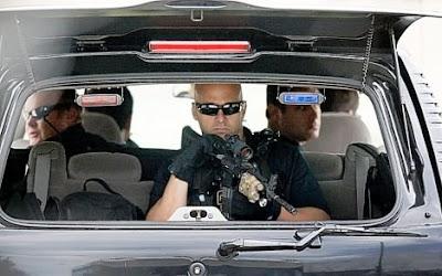 US secret service weapons