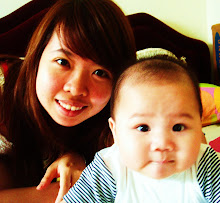 baby ming xuan and me