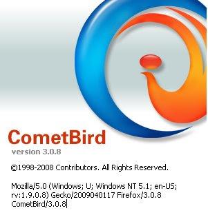 تحميل المتصفح السريع cometbird 2010 Cb