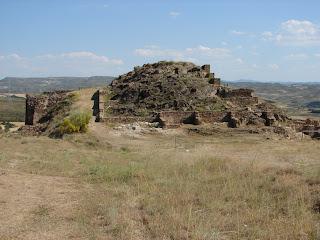 Mis rutas de senderismo flaca y btt paseos desde - Casa rural huermeda ...