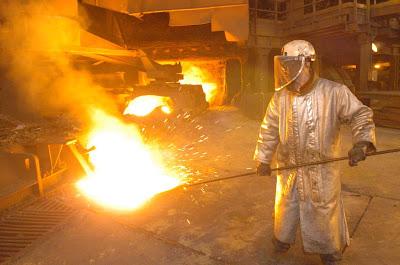 Arcelor JCBayon2 Travailler plus pour entendre moins