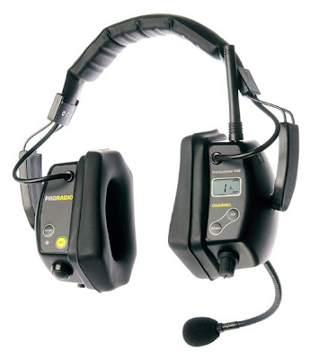 Proradio Casque anti bruit actif
