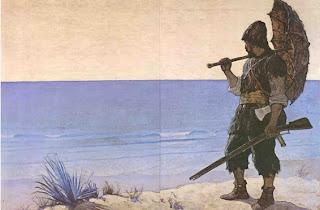 """Robinson+Crusoe """"Robin son"""""""