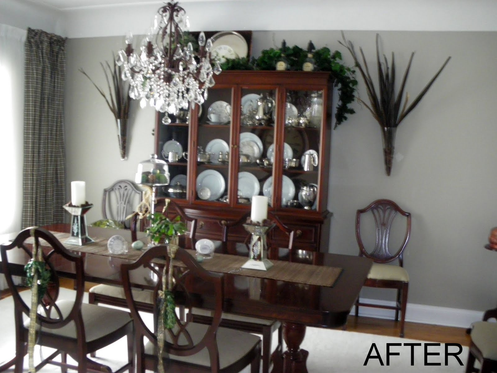 Holly Woelfle: Traditional Dining Room makeover