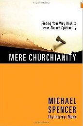 BOOK: Mere Churchianity