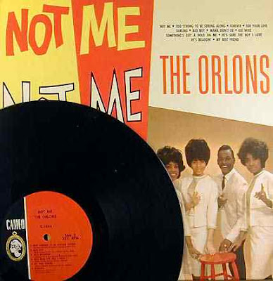 The Orlons Crossfire