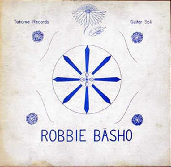 Robbie Basho The Grail The Lotus