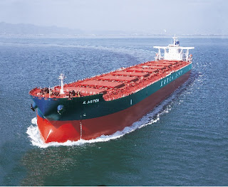Bulk Carrier Korea Line Files for Receivership