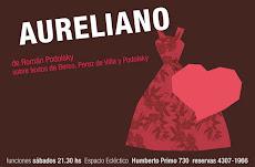 """Link a """"Aureliano"""". Estreno 2009"""