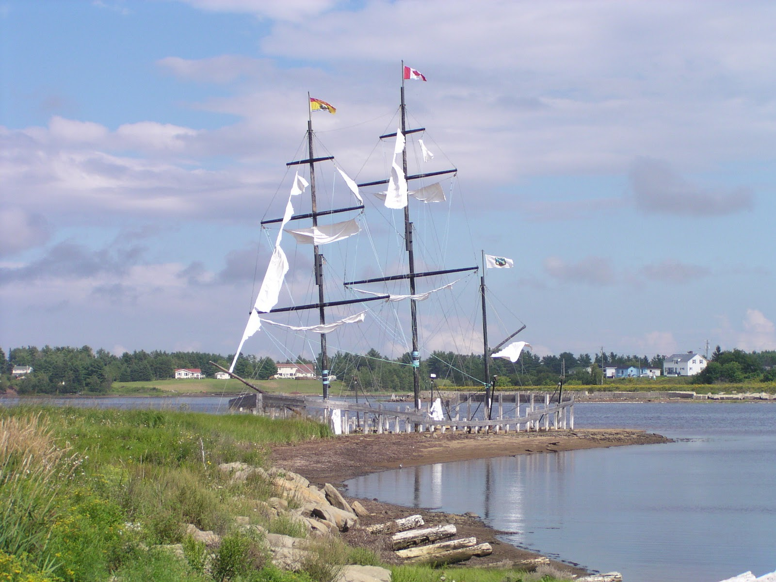 Travel with Kevin and Ruth!: Rexton, New Brunswick