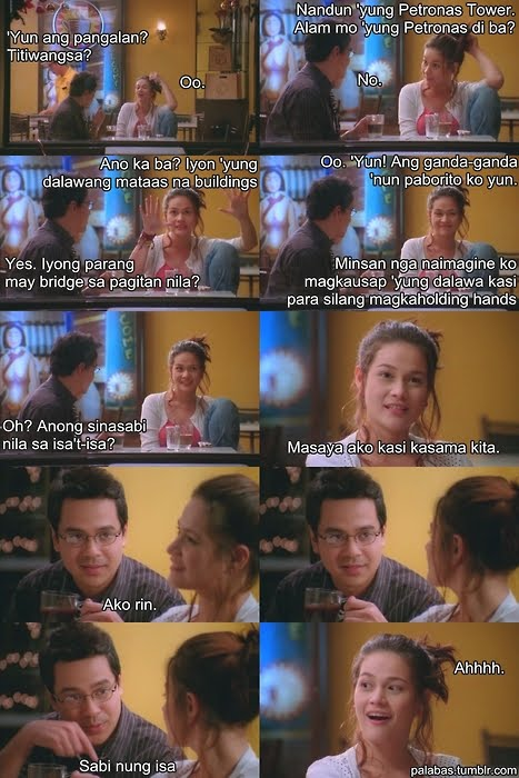 Image of: Hugot Lines You Are The One cathy Garciamolina Star Cinema 2006 Sweet Disposition Sweet Disposition Classic Pinoy Movie Lines