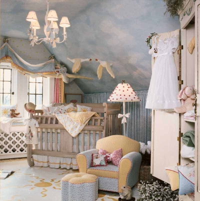 Baby Nursery Bedroom Interior Design Foto | Interior Design | Room