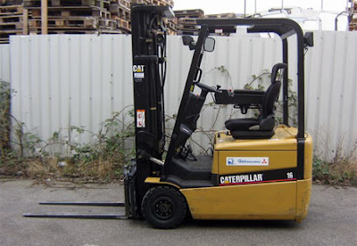 Cat EP16KT, EP18KT, Cat EP20KT Electric Lift Trucks