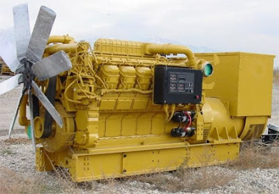 Caterpillar 3500 Engine