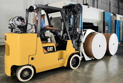 Caterpillar Used Forklifts in Ohio
