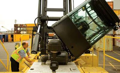 Hyster Forklift Service