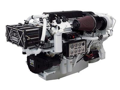 Caterpillar C32 Acert Engine