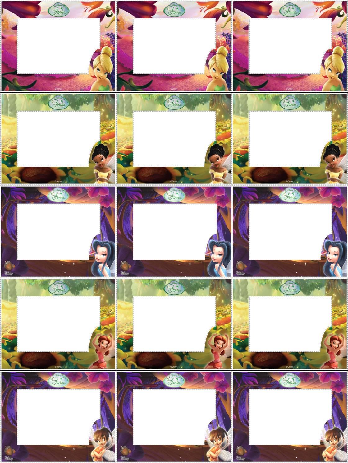 Etiquetas Da Disney De Volta   S Aulas Para Imprimir No Papel