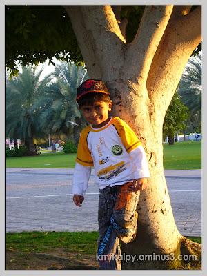 Neethu Mon my friend(Fasla) Son