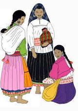 mujer mazahua