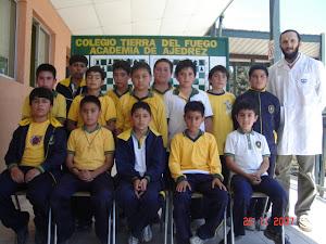 5º Verde Varones (Generacion_2007)