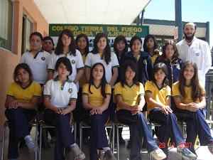 6º Amarillo Damas (Generacion_2007)