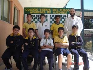 6º Amarillo Varones (Generacion_2007)