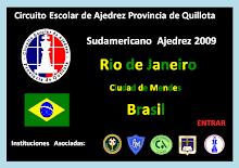 SUDAMERICANO DE AJEDREZ RIO DE JANEIRO BRASIL (02 AL 06 DICIEMBRE 2009)