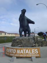 Ingreso a Puerto Natales
