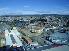 Punta Arenas desde las Alturas