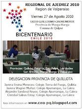 Regional de Ajedrez Juegos del Bicentenario 2010