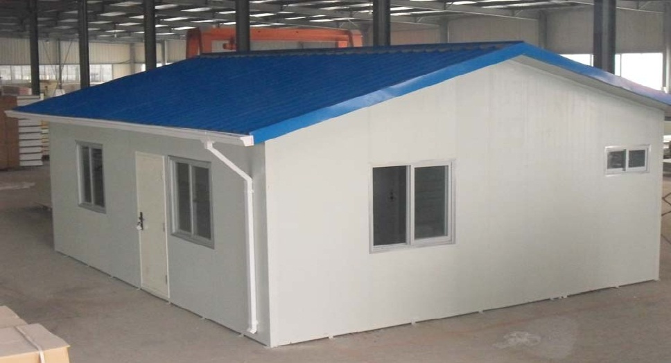 Casas prefabricadas for Techos para casas economicos precios