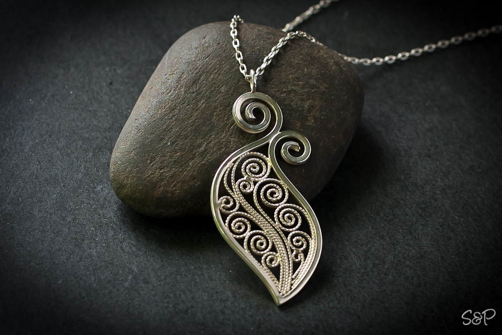 Handmade Wire Jewelry