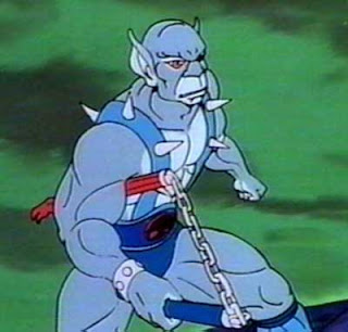 Blue Thundercats on Rabbit Confused With Raisins  How To Make Your Own Panthro Suit