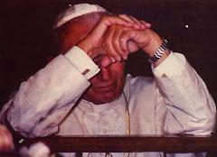 Jean-Paul II, à Sainte-Croix
