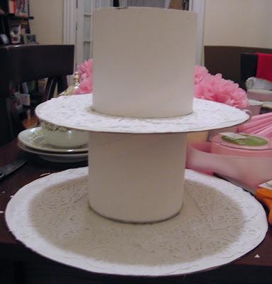 Мастер класс бутафорский торт своими руками