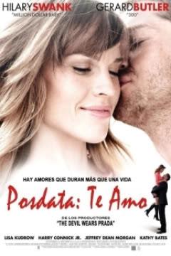Posdata: Te Amo audio latino