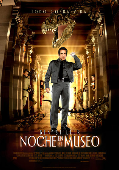 Descarga  Una Noche en el Museo