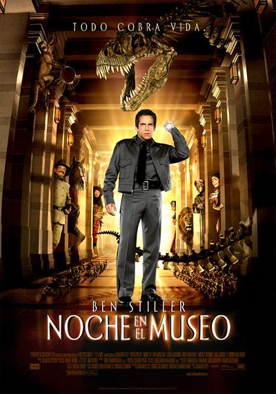 Descarga  Una Noche en el Museo