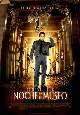 Una Noche en el Museo – DVDRIP LATINO