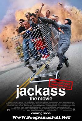 Jackass 1: la película (2002) - Latino