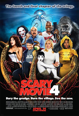 Scary Movie 4 audio latino