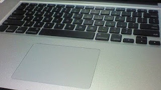 MacBook Pro(Late2008)のキーボード(US)