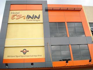 Sebagai Memenuhi Kehendak Pelanggan Dan Sesuai Dengan Penggunaan Teknologi Terkini Hotel Ezi Inn Dilengkapi Kemudahan Jalur Lebar Yang Berkelajuan
